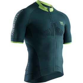 X-Bionic Invent 4.0 Bike Race maglietta a maniche corte Uomo verde